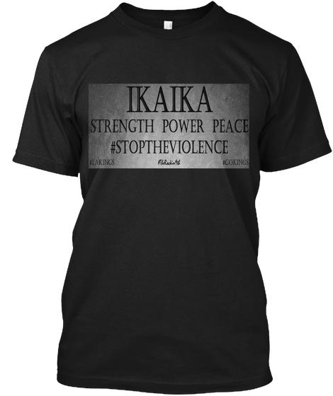 Ikaika KINGS shirt